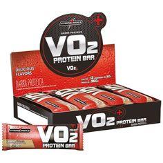 VO2 Protein Bar 12 unidades Integralmedica