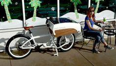 Lasten-E-Bike NTS SunCycle fährt mit Sonnenenergie - http://www.ebike-news.de/lasten-e-bike-nts-suncycle-faehrt-mit-sonnenenergie/6331/