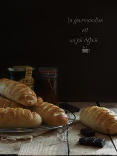 Petits pains viennois