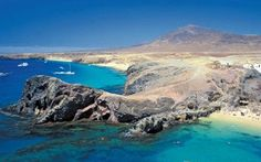 Lanzarote - perfect place for a family holiday.