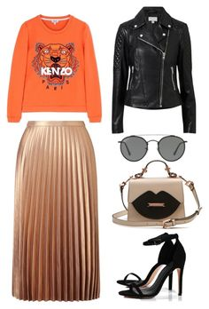 7 by nyinthecityblog on Polyvore featuring polyvore, fashion, style, Kenzo, Witchery, Miss Selfridge, Boohoo, Ray-Ban and clothing