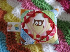 Tiny Pincushion by Lv2Create, via Flickr