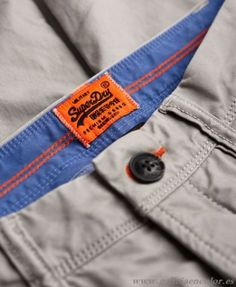 Superdry Gris Chinos Rookie Ostra - Haga click en la imagen para cerrar Boys Pants, Cotton Pants, Chino Shorts, Trouser Pants, Casual Pants, Denim Jeans, Menswear, Mens Fashion, Smart Casual