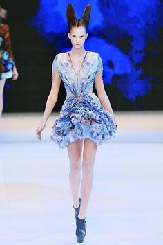 New York Fashion Search - Alexander McQueen -- New York Magazine