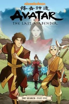 Avatar: The Last Airbender: The Search, Part 1.  FINALLY: What happened to Zuko's mom??!! Yes yes yes!!! This loyal avatar fan (wanna see my tattoo???) has been waiting forever!