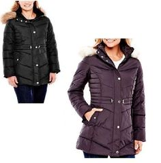 St Johns Bay Womens Puffer Jacket Hoodie Polyester Solid sizes S M XL NEW   39.99 http://www.ebay.com/itm/St-Johns-Bay-Womens-Puffer-Jacket-Hoodie-Polyester-Solid-sizes-S-M-XL-NEW-/332259142464?ssPageName=STRK:MESE:IT
