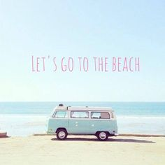 VW and the beach