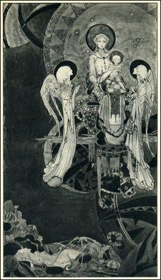 Harry Clarke, Selected Poems of Swinburne, Hymn to Proserpine