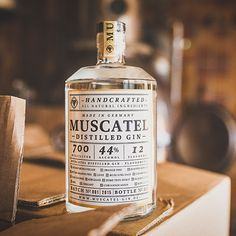 Muscatel Distilled Gin - alt_image_three