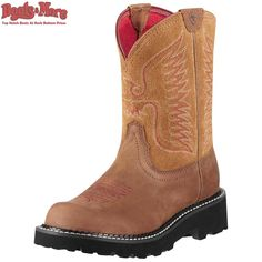 Ariat Ladies Fatbaby Thunderbird 10010926 [10010926] - $84.99 : Boots & More: Top Notch Boots at Rock Bottom Prices, We Price Match #boots #ariat