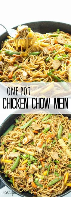 30 Chicken Instant Pot Recipes That Are Easy & Healthy - The Daily Spice - Healthy Meals and Recipes - Chicken recipes healthy Instant Pot Dinner Recipes, Instant Recipes, One Pot Recipes, Instant Pot Chinese Recipes, Chinese Food Recipes Chicken, Lo Mien Recipes, Healthy Recipes With Chicken, Healthy Recipes For One, Easy Healthy Crockpot Recipes