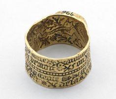 15th century love ring (pinch of nutmeg)