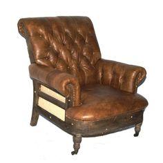 Artsome Travis Arm Chair