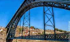 Puente Ponte Luis I, un símbolo de Oporto | Turismo en Portugal