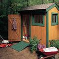 Build a New Storage Shed with One of These 25 Free Plans: Free Shed Plan for a Super Tool Shed
