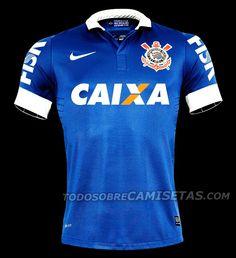 Jersey Corinthians 2013/2014