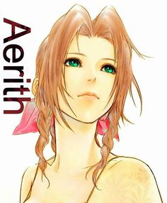 pic of Aerith
