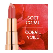 Discover Yves Rocher Grand Rouge in Soft Coral! Découvrez Grand Rouge en Corail voilé ! @Yves Rocher Canada #GrandRougeMoment  #yvesrocher