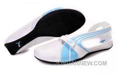 http://www.jordannew.com/puma-espera-ii-sandals-white-sky-blue-discount.html PUMA ESPERA II SANDALS WHITE/SKY BLUE FREE SHIPPING Only $88.00 , Free Shipping!