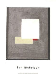 Composition, 1935-38 by Ben Nicholson