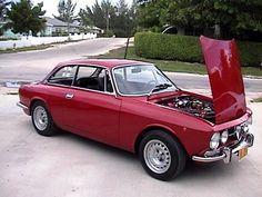 1972 Alfa Romeo 1750 GTV - Alfa Romeo Bulletin Board & Forums