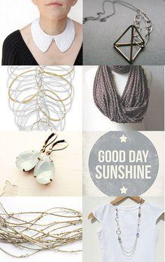 white collar, fashion, peter pan