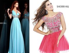 gorgeous sherri hill prom dresses