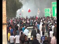 #Bahrain, #Friday: the gigantic #march facing the usual #supression