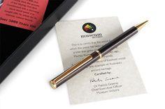 Buy Ancient Redgum Slimline Pen   Australian Woodwork   Australian Woodwork