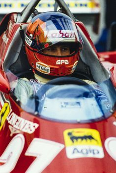 Gilles Villeneuve, Motor Speed, Ferrari F1, Interesting History, Germany, Racing, Classic, Auto Racing, Sports