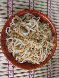 jurnalul unui om fără duminici: Spaghete dulci cu pesmet