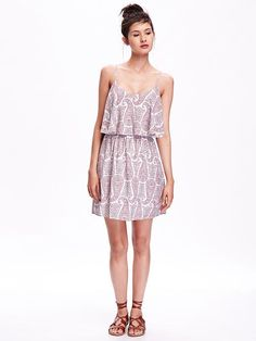 Tiered Dress for Women Product Image