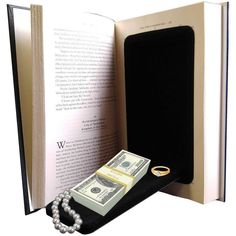 Streetwise Fake Large Hardbound Diversion Book Gun Safe Secret Compartment, Authentic hardbound book with actual printed paper pages that have been., By Streetwise Security Products Home Security Tips, Wireless Home Security Systems, Security Products, Diversion Safe, Hidden Safe, Book Safe, Car Buying Tips, Secret Compartment, Home Safety
