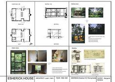 Media For Esherick House