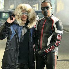 Citizen Cold and Mr Terrific