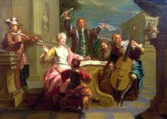 The Concert - Etienne Jeaurat