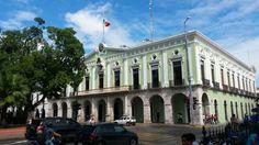 Palacio Municipal Merida