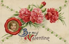 The Beehive Cottage: Valentine postcards