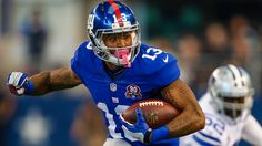 Odell Beckham Jr., best offensive rookie ever? Only one was better | NFL |  Sporting News