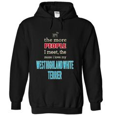 WEST HIGHLAND WHITE TERRIER - #tshirt crafts #funny sweatshirt. LIMITED TIME => https://www.sunfrog.com/Pets/WEST-HIGHLAND-WHITE-TERRIER-5028-Black-15374705-Hoodie.html?68278