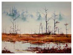 sterling edwards fog in the bog