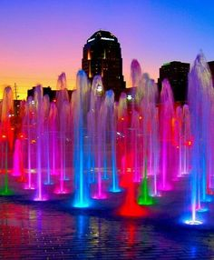 Why You Should Invest In Simple Water Features For Your Home Garden – Pool Landscape Ideas World Of Color, Color Of Life, Colorful Pictures, Nature Pictures, What's My Favorite Color, Rainbow Magic, Rainbow Aesthetic, Taste The Rainbow, Fantasy Landscape