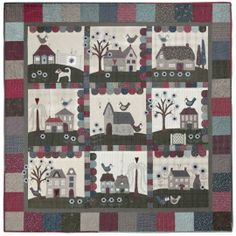 Love Letters - Block of the Month