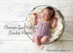 Baby, Romper Crochet Pattern
