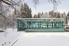 This 140 year old Swiss hotel just got a makeover. And by makeover we mean everything from a destination spa to a wood-heated grotto to 142 rooms with bubble lamps and Swiss modern art. Waldhaus Films Hotel and Spa has aimed to reclaim a property...