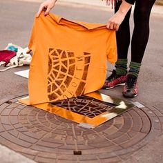 Artists Lift Designs Right From The Street To Create Unique Apparel, Accessories - DesignTAXI.com