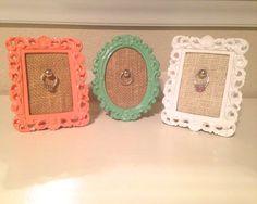 Wedding Ring Frame on Etsy, $15.00