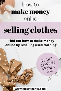 Money Now, Money Today, How To Make Money, Earn Extra Money Online, Online Thrift, Craft Business, Extra Cash, Selling On Poshmark, Selling Online
