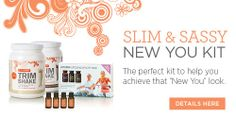 Try this Slim & Sassy New You Kit! This is a great natural alternative to aid in your weight loss journey.