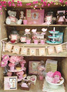 Ideas para fiestas pink!